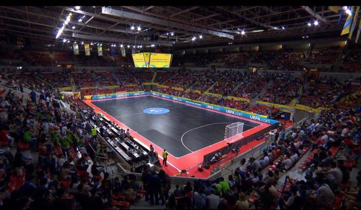 Uefa futsal cup 2017-2018