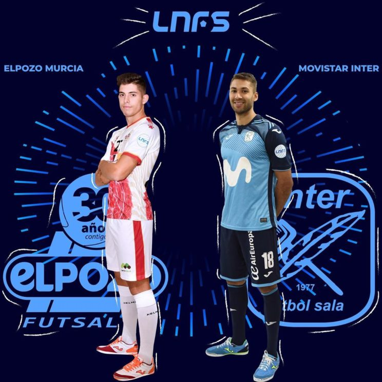 ElPozo Murcia - Movistar Inter