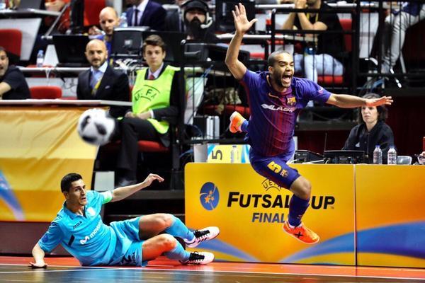 uefa futsal cup 2018