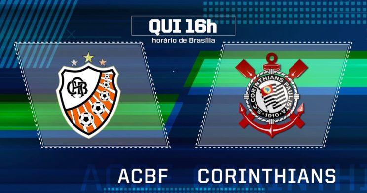 Carlos Barbosa-Corinthians 03/12/2020
