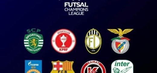 futsal uefa champions league 2021