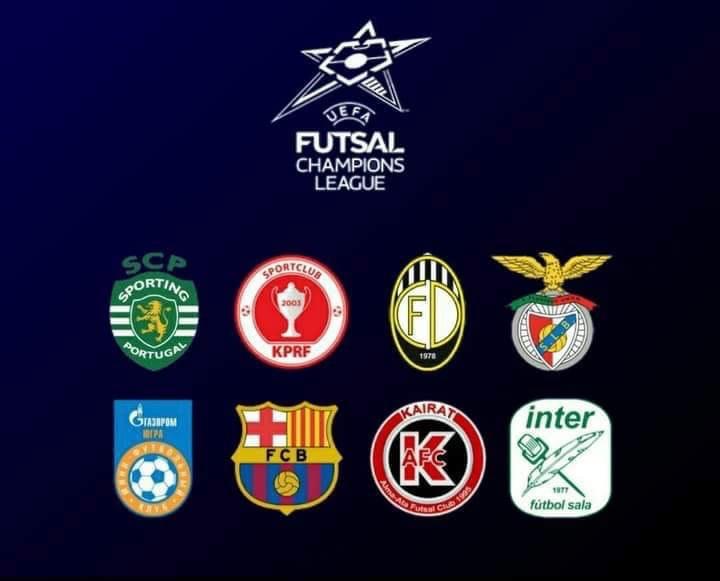 futsal uefa champions league 2021