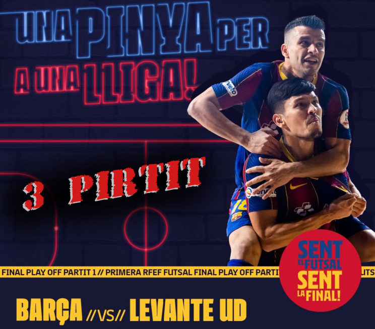 плей-офф испанской примеры по футзалу